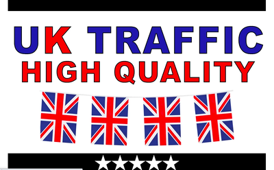 Bring keyword target UK website traffic with low bounce rate