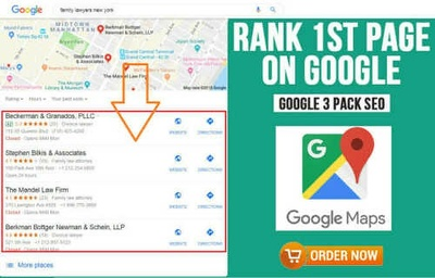 Maps local SEO create 3500 citations for GMB google my business