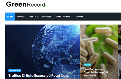 Greenrecord.co.uk guest post DA58 environment nature niche