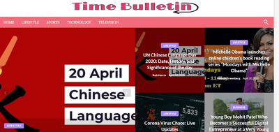 Guest Post on Google News Approved Website Timebulletin.com