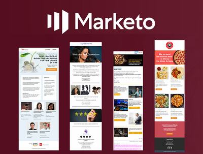 Design and develop Marketo Email Template or Newsletter