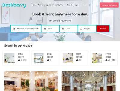Custom design 5 page secure wordpress website
