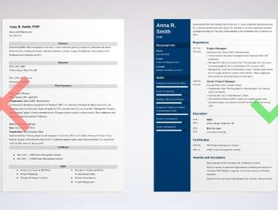 Personalized, job specific and ATS compliant CV by Expert!