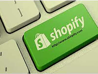 Develop shopify store dropshipping ecommerce