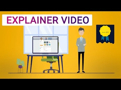 Create Professional an Explainer Video Video with Voice