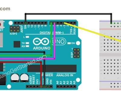 Write Arduino code for any project