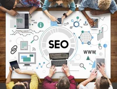 You will get (On page SEO, Off page SEO, Keywords Research)