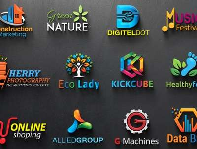 Design your business logo + Unlimited revisions