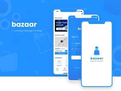 Design a unique UX/UI mobile app design with unlimited revisions