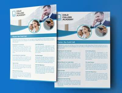 Do stunning Flyers and Brochure Design