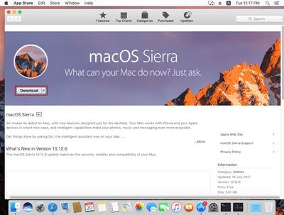 Install MAC OS on VMware for windows