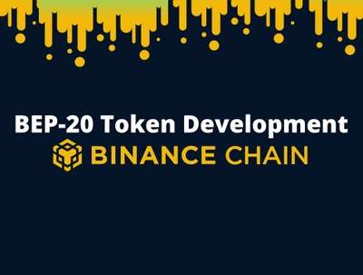 Create a custom BEP20 token and Deploy it on BSC.