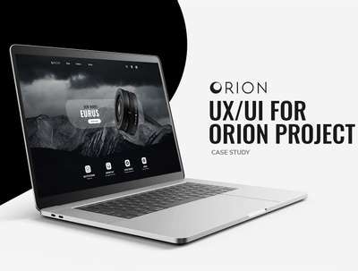 Design/redesign UI/UX of your modern website or app