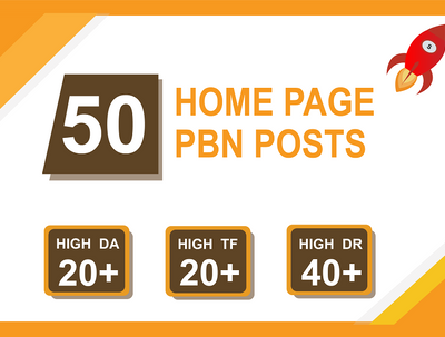 Do Moz Authority 50 HomePage Dofollow PBN Backlinks