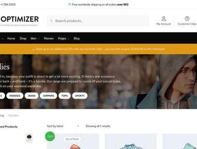 Setup Wordpress & Develop an eCommerce Website