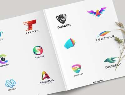 Design a minimalist logo that will help you build your brand
