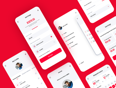 Professional Quality Mobile App Design for Android/iOS