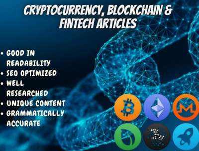 Craft a  500-word cryptocurrency blog
