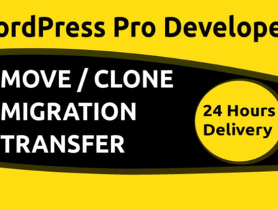 Transfer, move, clone, or migrate your WordPress website