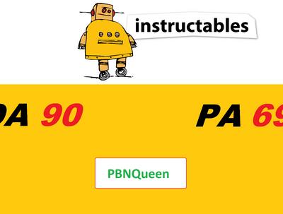 Do write & publish guest post on Instructables.com DA 92