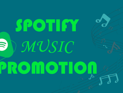 Do ORGANIC  SPOTIFY MUSIC  PROMOTION  to BOOST YOUR SONG