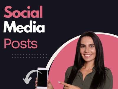 Write 20 Engaging posts for Social Media Page or Profile