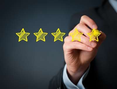 Post and Add 5 google customer verified reviews for up rating