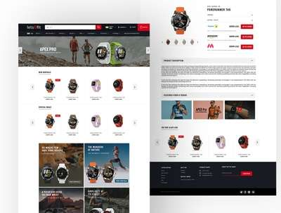 Design & Develop a Professional eCommerce Website