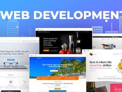 Do responsive WordPress website design or landing page