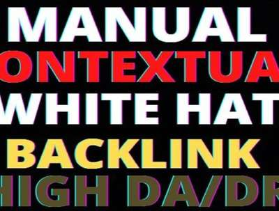Create DA 60+ high quality backlinks for google  ranking