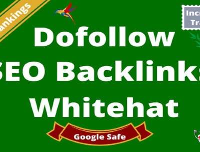 100 Manual White hat Authority SEO Backlinks For GoogleRanking