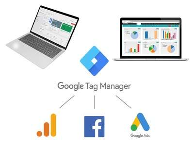 Install google tag manager (GTM)