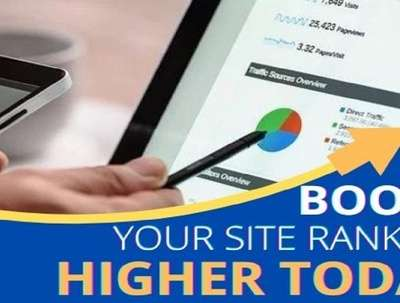 Push your site Google 1st Page Our High authority  Seo Backlinks