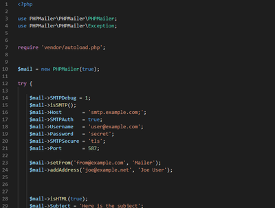 Fixing issues or customizing PHP scripts