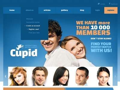 A High End, Fast & Responsive Website Design