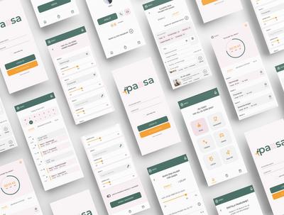 Design a complete responsive website or app