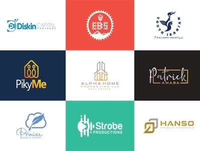 Design Beautiful Logo +Multiple revisions+Free Vector+24 Hours