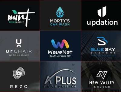 Design you a unique profession logo with unlimited revisions