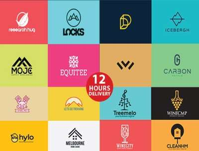 Design logo with unlimited revisions and source files