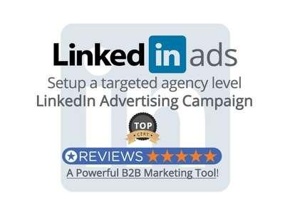 Setup A Targeted Agency Level LinkedIn Campaign