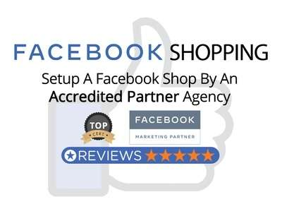 Setup a Facebook Shop for your products