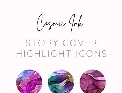 Provide 9 Instagram Story Highlight Covers