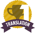 #1 in Translation and Tutorials