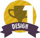 #1 in Design