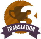 #3 in Translation and Tutorials