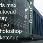 3ds max training London A.