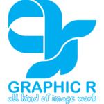 Graphic R B.