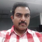 Karthik M.