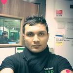 Dhrumil S.